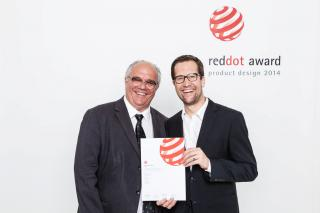 Sirona erhält Red Dot Design Award 2014