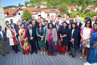 Das India Business Forum in Heppenheim